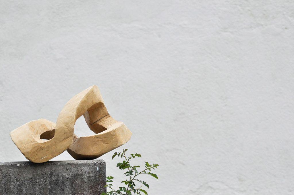 Pappel, 2017 (40 · 50 · 30 cm)