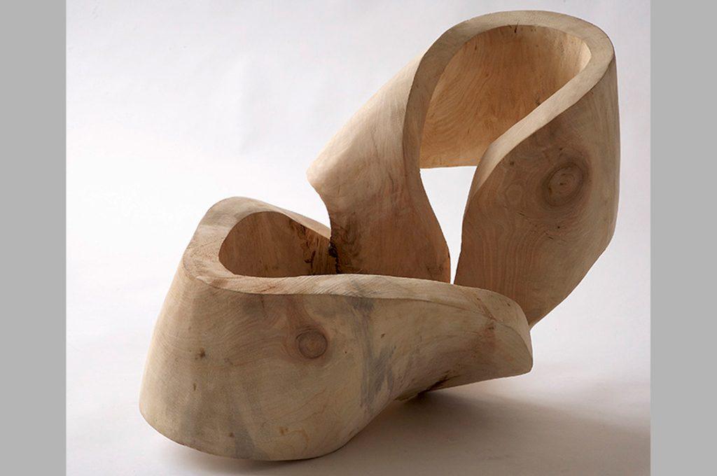 Pappel,2012 (100 · 50 · 50 cm)